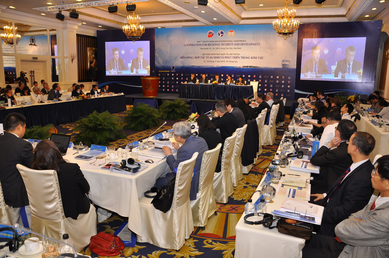 The 7th South China Sea International Conference, Vietnam