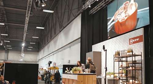 ITC P2.5 LED Video Wall Installed in The Auckland Food Show 2018.docx